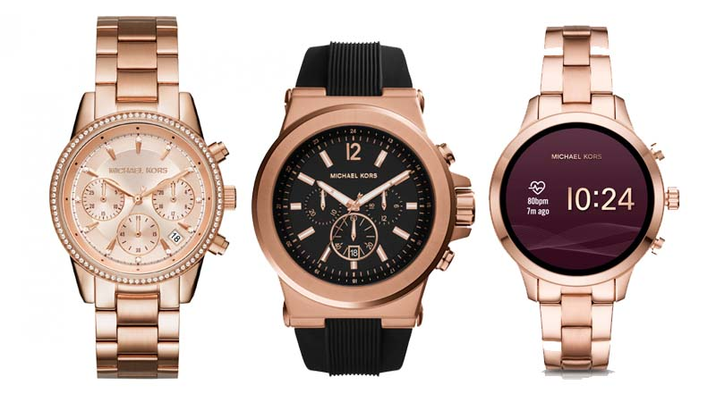 Relojes Michael Kors: Tu complemento perfecto